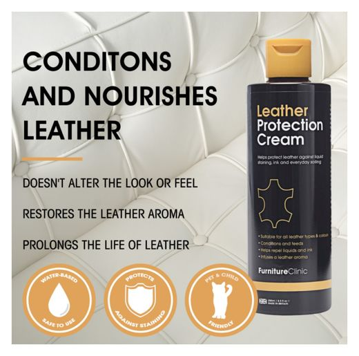 Protection Cream hoitoaine ja Cleaner